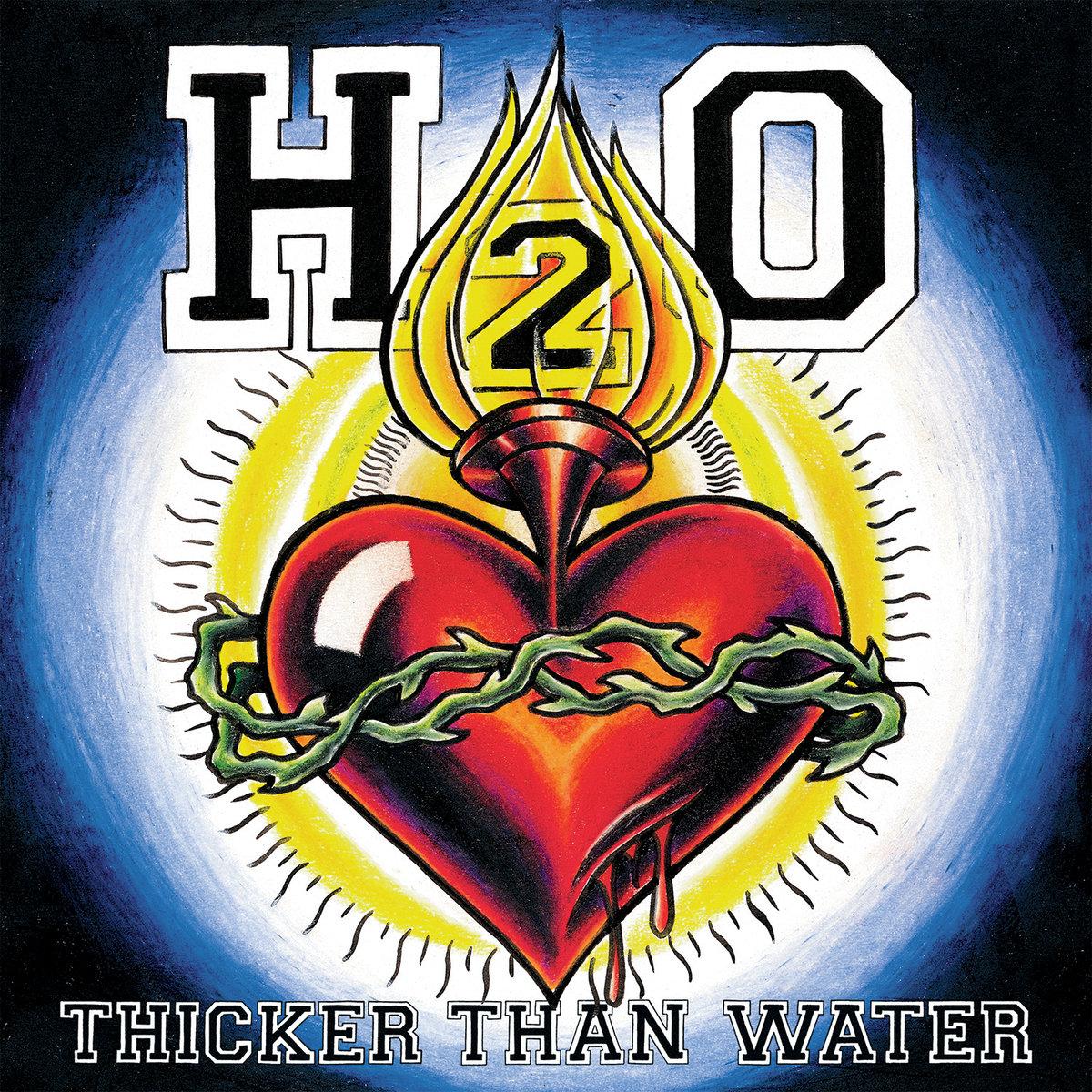 H2O - Thicker Than Water LP