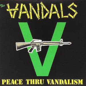 The Vandals - Peace Thru Vandalism 12