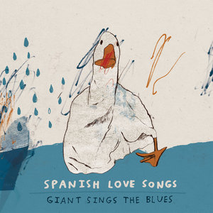 055 Spanish Love Songs - Giant Sings The Blues 12