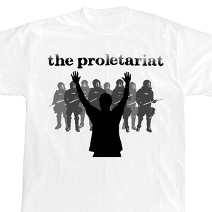 The Proletariat 'The Murder Of Alton Sterling' T-Shirt