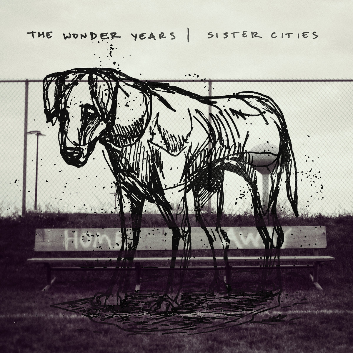 The Wonder Years - Sister Cities LP