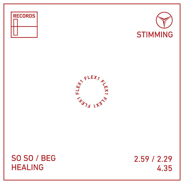 Oy - Stimming (Flexi Disc)