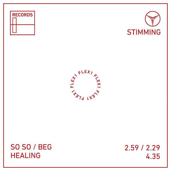 Oy - Stimming (Flexi Disc)