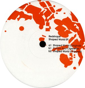 Redshape – Shaped World EP  (Delsin)