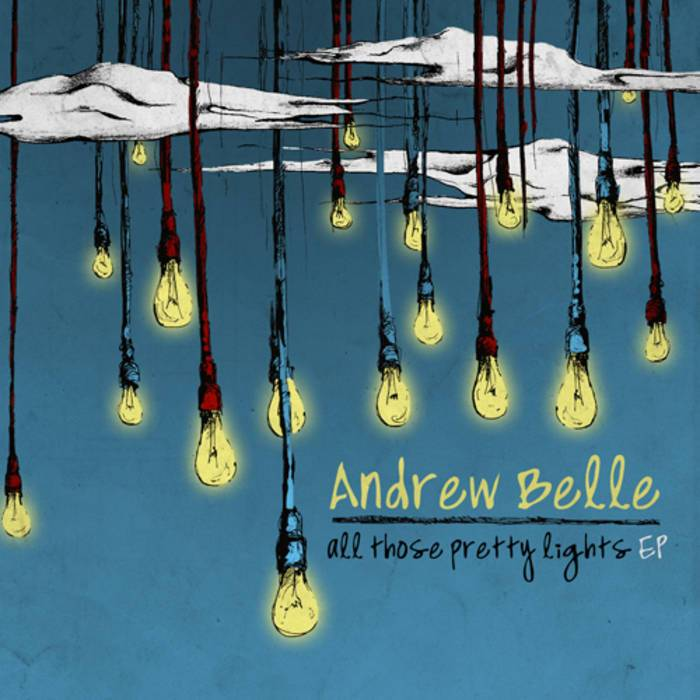 All Those Pretty Lights EP - CD