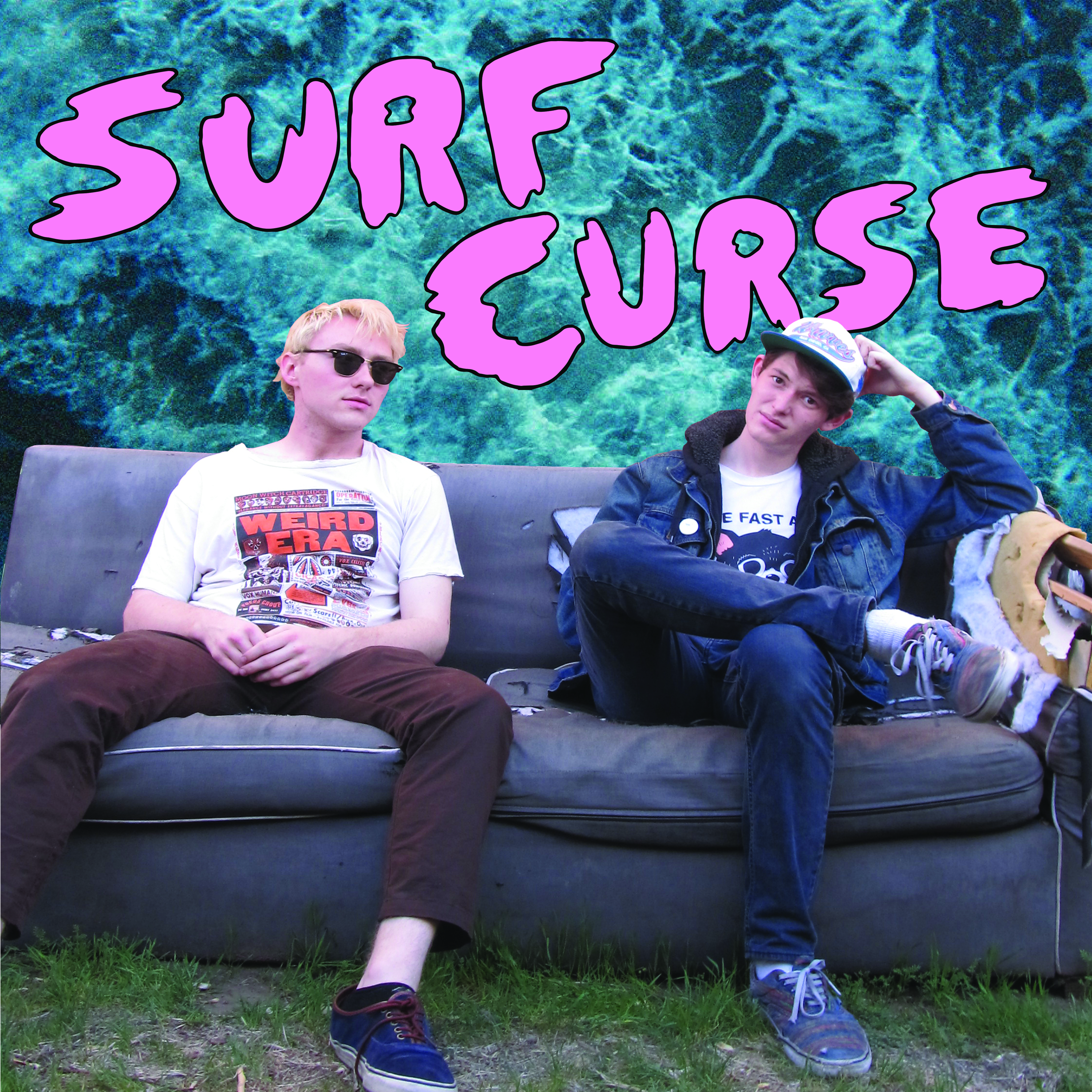 Surf Curse -  Buds (Vinyl Reissue) -Sold Out