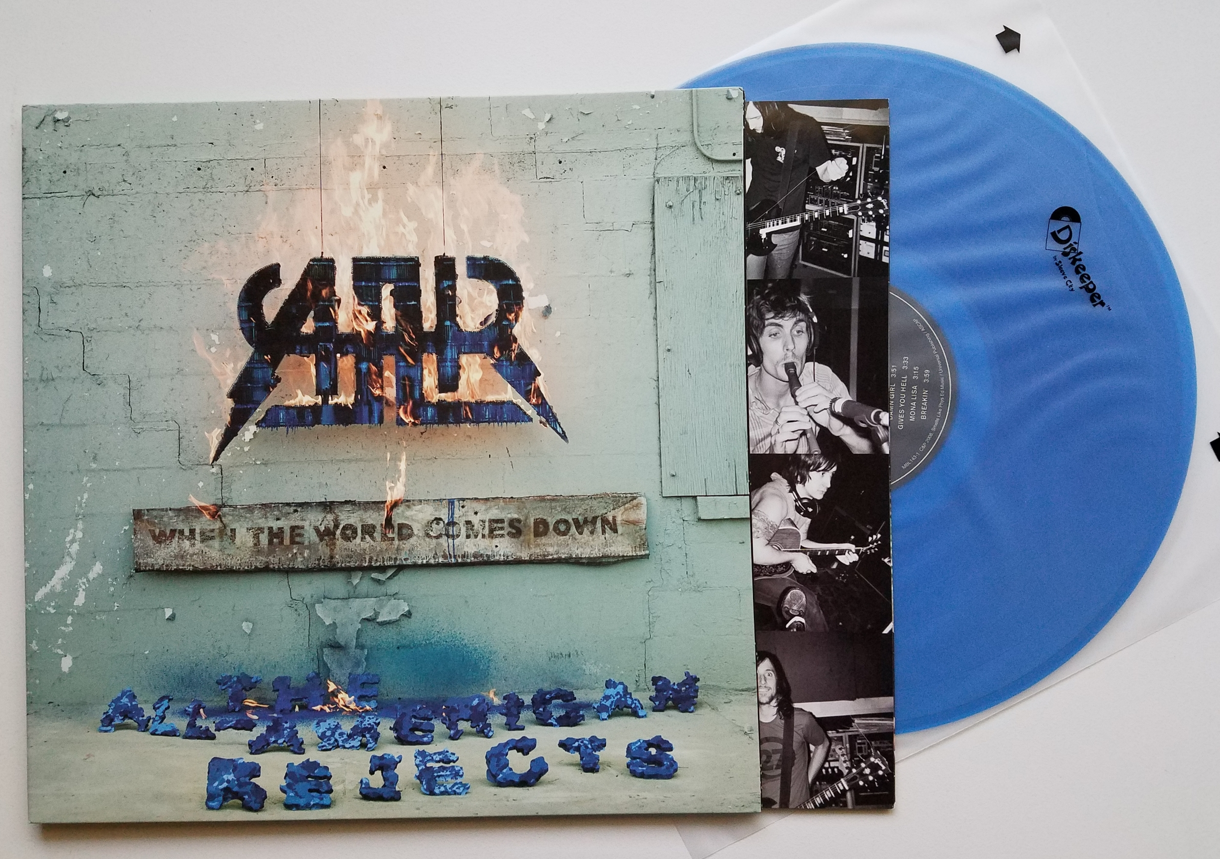 All-American Rejects, The -
