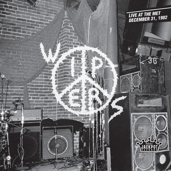 Wipers - Live At The Met, December 31, 1982 2xLP