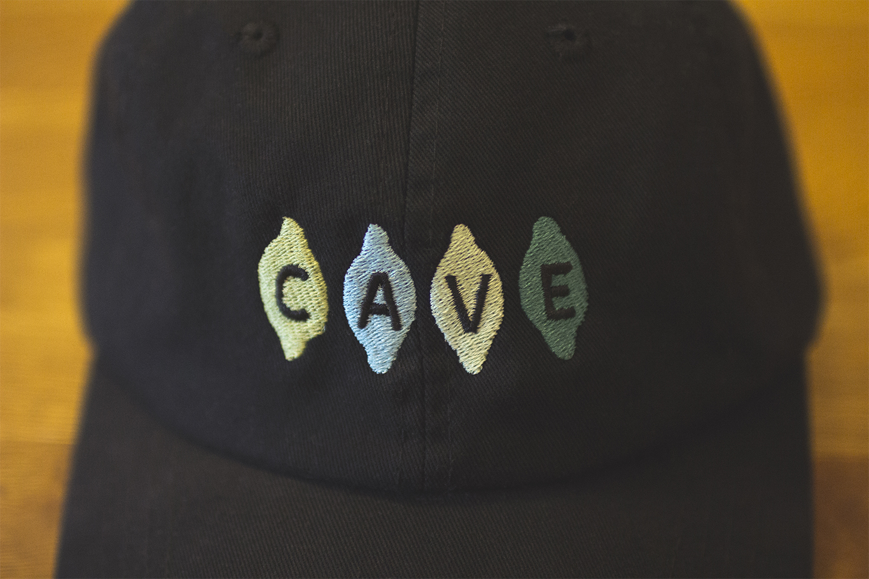 Cave Dad Hat