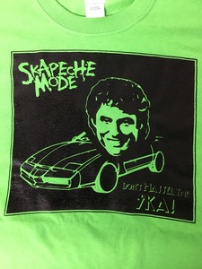 Skapeche Mode - Don't Hassel The Ska Shirt