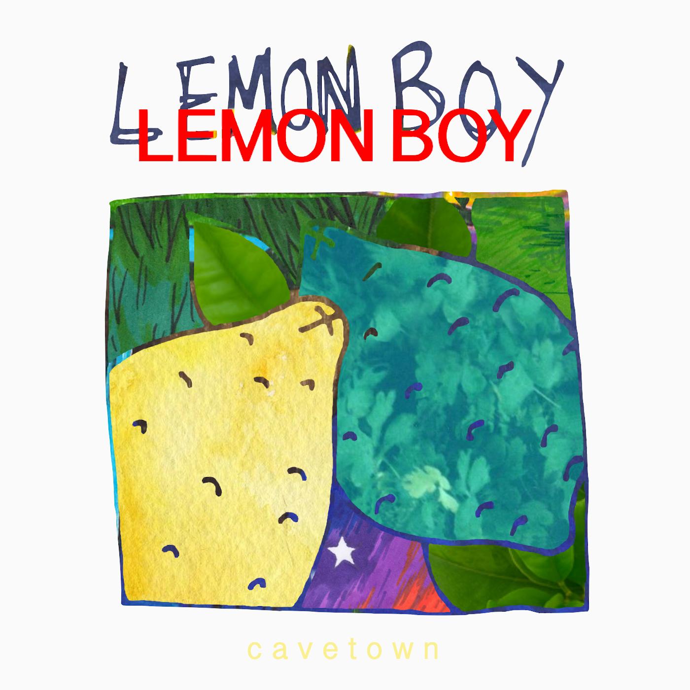 Lemon Boy Vinyl