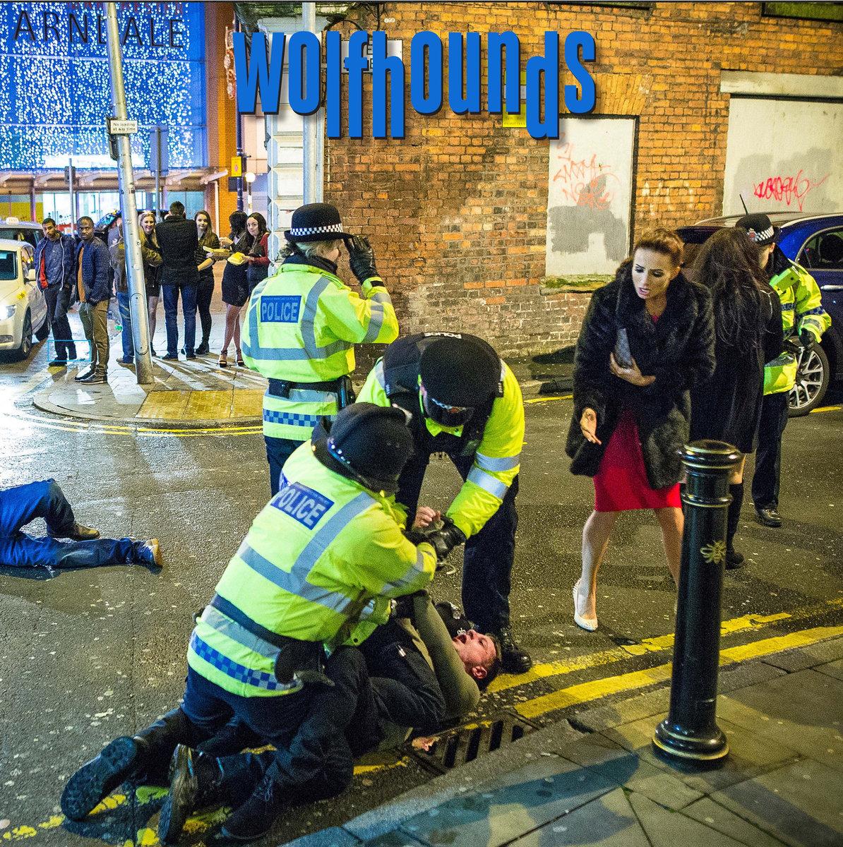 Wolfhounds - United Kingdom 2xLP