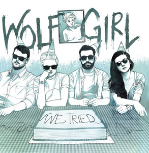 Wolf Girl - We Tried LP