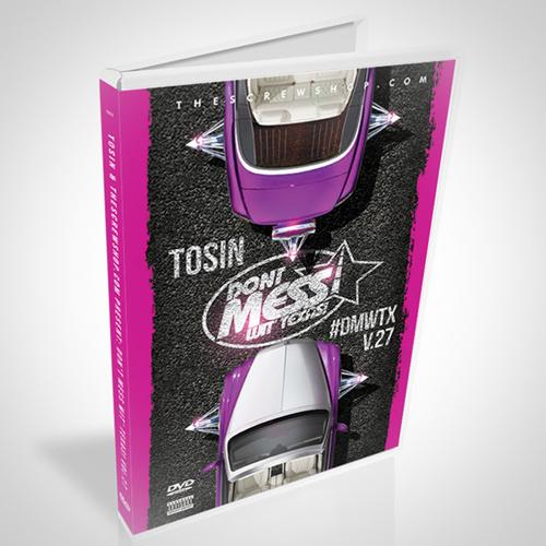 Tosin & TheScrewShop.com - Don't Mess Wit' Texas! Vol. 27