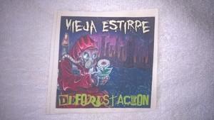Vieja Estirpe/Deforestacion cover Patch
