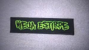 Vieja Estirpe/Enbroided Logo Patch