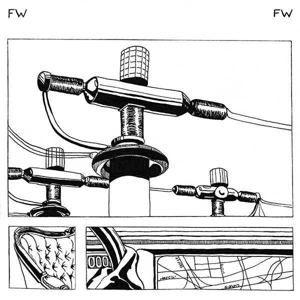 Forth Wanderers - S/T Cassette Tape