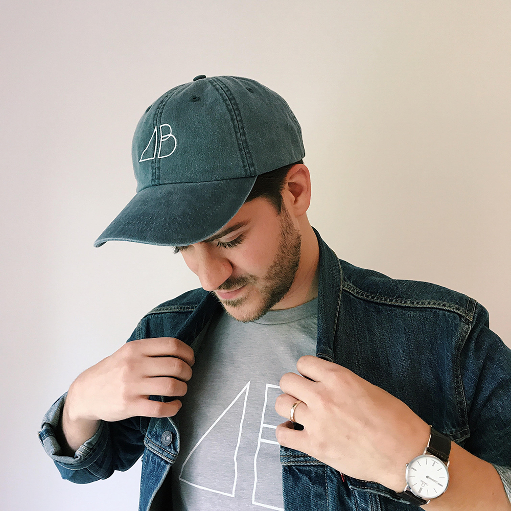 AB Logo Embroidered Hat