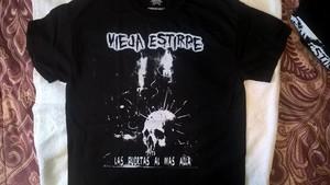 Vieja Estirpe/Las Puertas Al Mas Alla T-Shirt