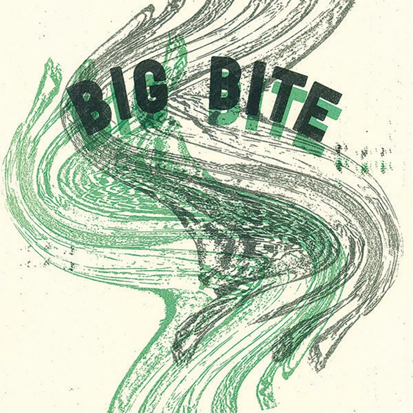 Big Bite - s/t LP