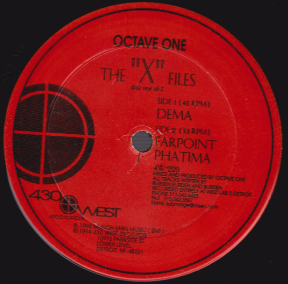 Octave One – The