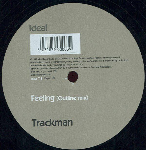 Trackman – Feeling (Ideal Trax)