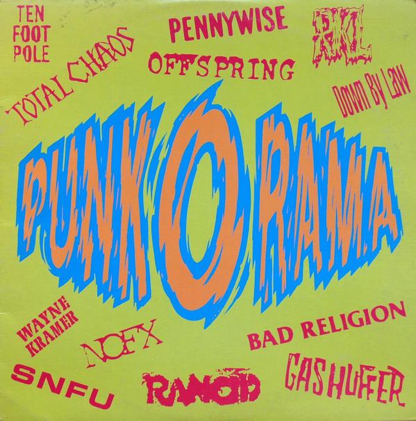 Punk-O-Rama Vol. 1 LP
