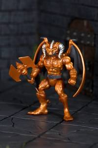 Rust Demon Warrior