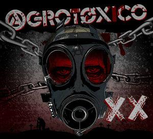 Agrotoxico - XX LP