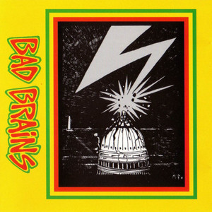 Bad Brains - s/t LP