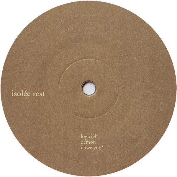 Isolée – Rest 2 x 12