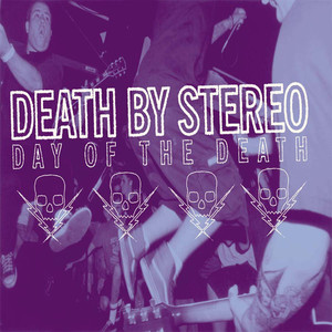 Death By Stereo - Day Of The Death LP