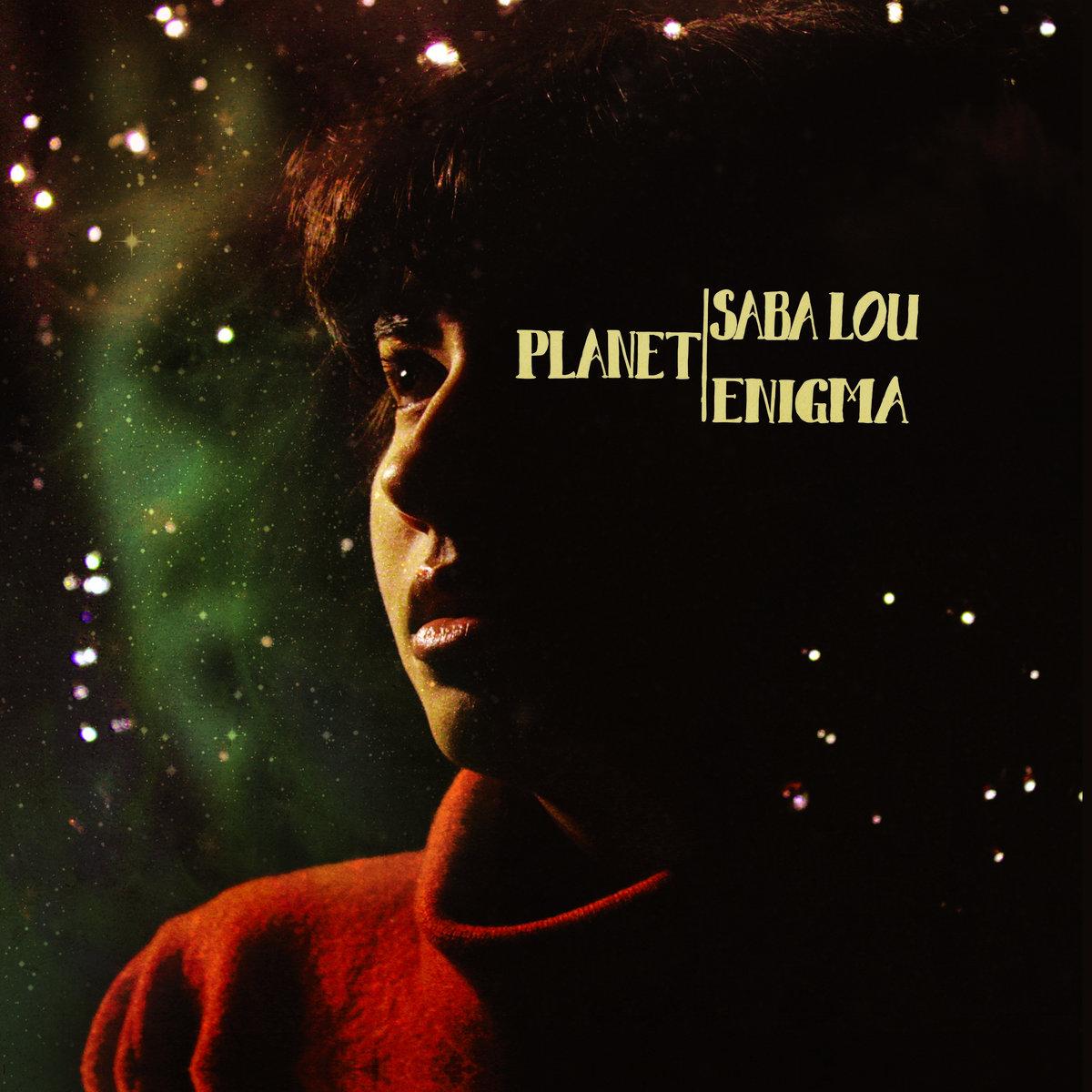 Saba Lou - Planet Enigma