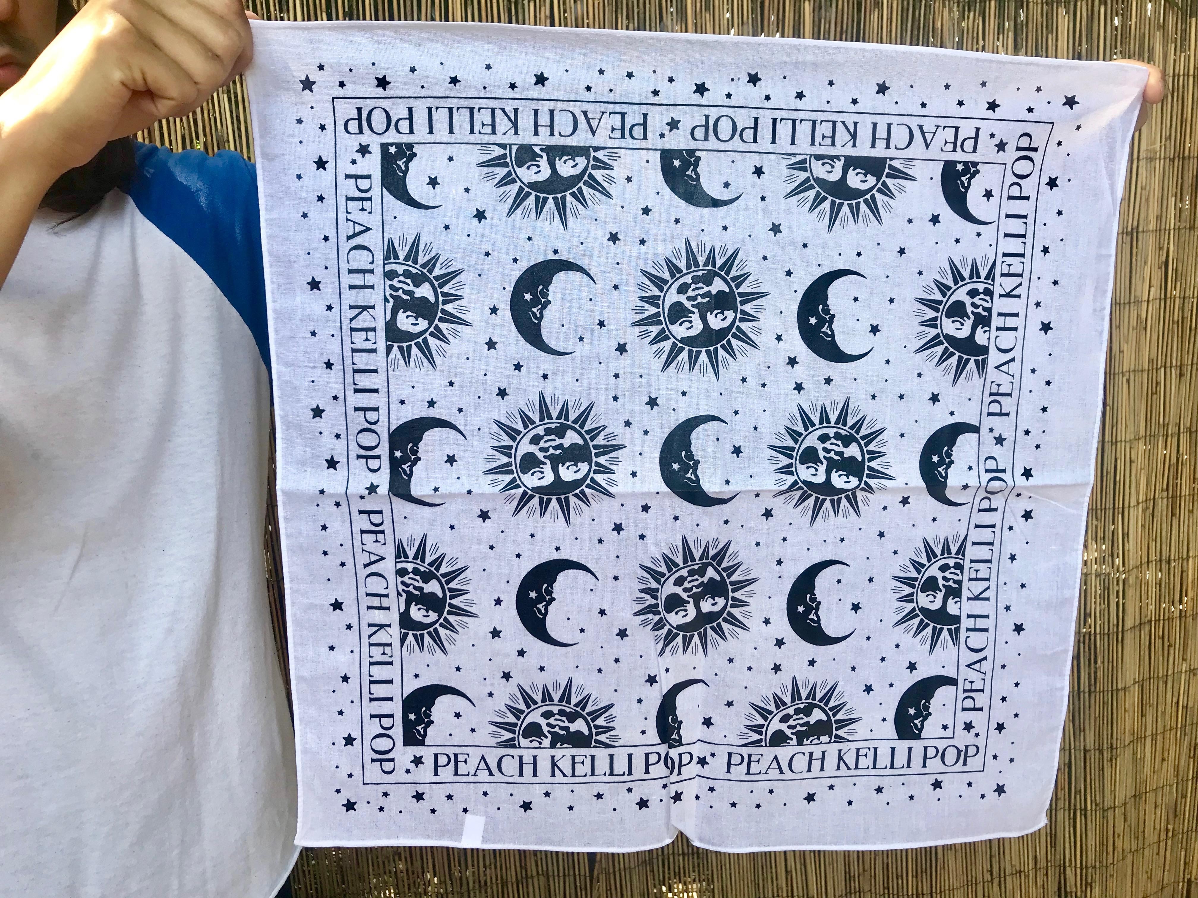 Celestial Print Bandanas