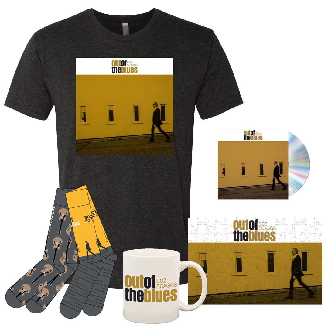 """Rock and Stick"" Signed CD Supreme Bundle"
