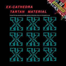 Ex-Cathedra - Tartan Material LP