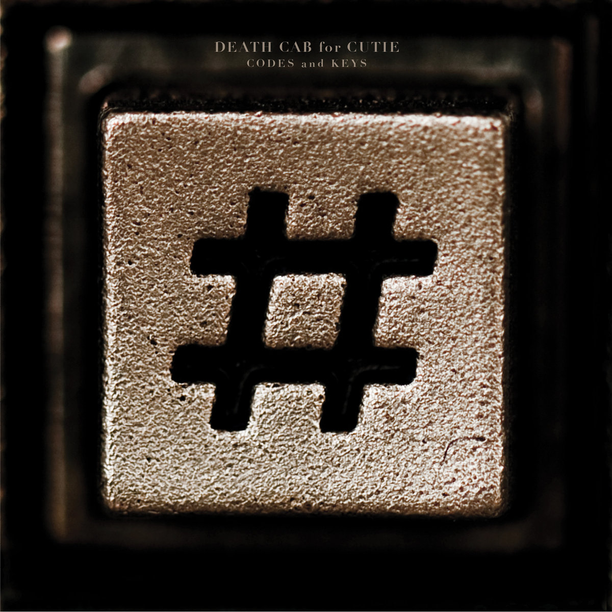 Death Cab For Cutie - Codes and Keys LP