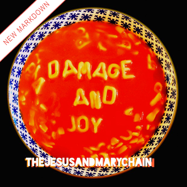 Jesus & Mary Chain - Damage and Joy 2xLP *Markdown*
