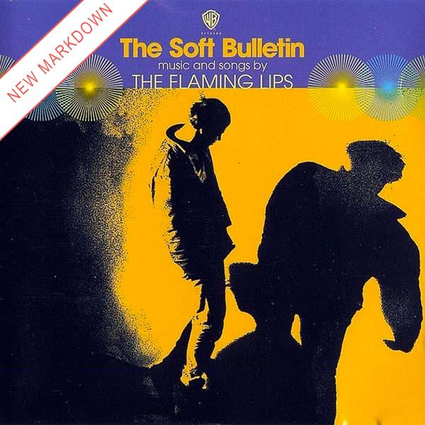 Flaming Lips - The Soft Bulletin 2xLP *Markdown*