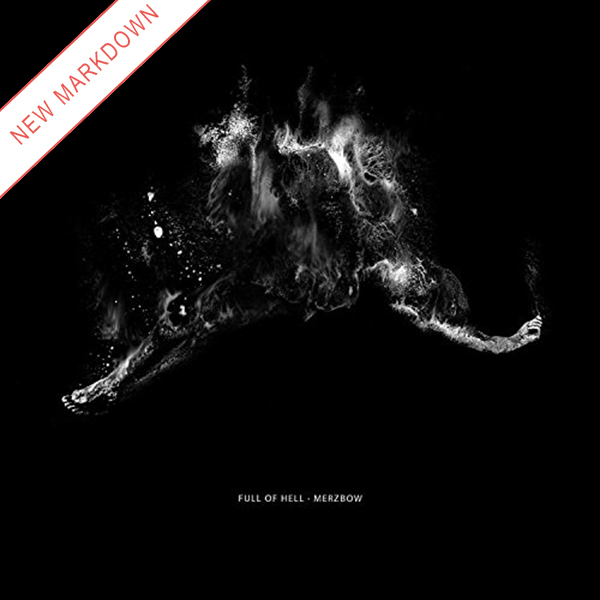 Full of Hell / Merzbow - Split LP *Markdown*