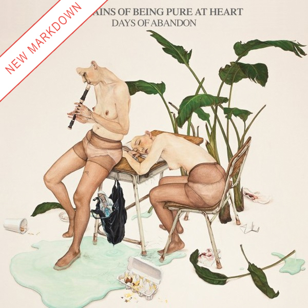 Pains of Being Pure at Heart - Days of Abandon LP *Markdown*