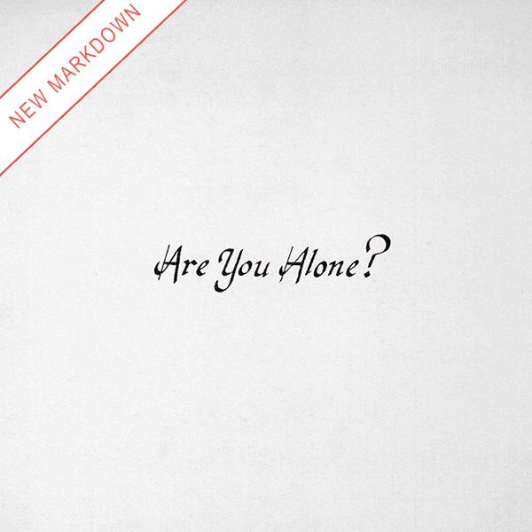 Majical Cloudz - Are You Alone? LP *Markdown*