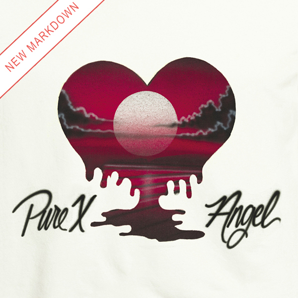 Pure X - Angel LP *Markdown*