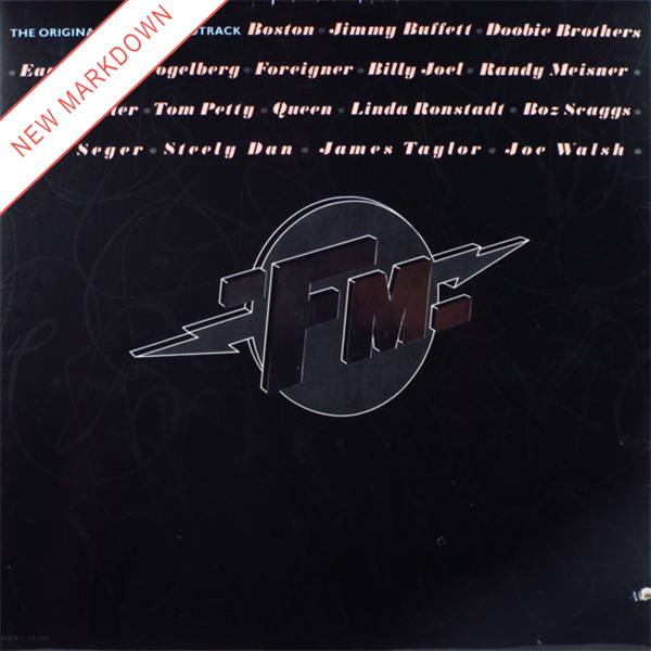 FM - Original Motion Picture Soundtrack 2xLP *Markdown*