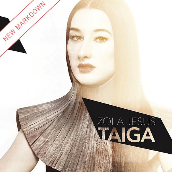 Zola Jesus - Taiga LP *Markdown*