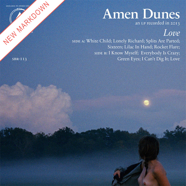 Amen Dunes - Love LP *Markdown*