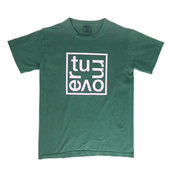 Turnover - Box Logo Shirt (Green)
