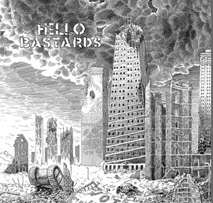 Hello Bastards - s/t LP