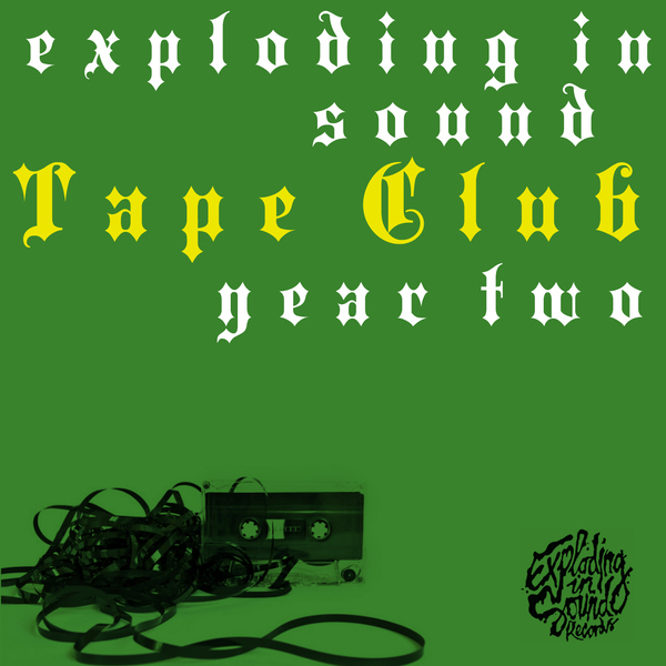 EIS TAPE CLUB: YEAR 2 (12 Month Subscription)