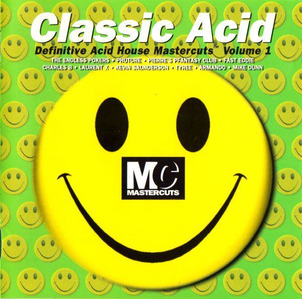 Various ‎Artists – Classic Acid Mastercuts Volume 1 2 x 12